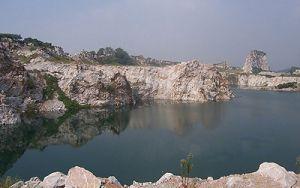 黄龙山矿区