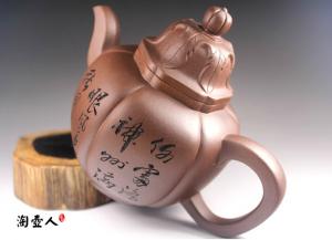 《葵六瓢壶》-吴锡初作品