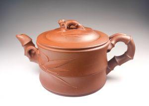 《竹段壶》-许红娟作品