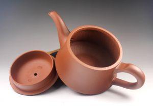 《曲壶》-许红娟作品,采用截盖手法