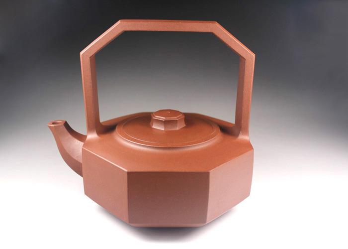 木头茶壶提梁图片
