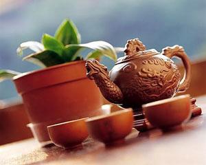 日本茶文化与中国