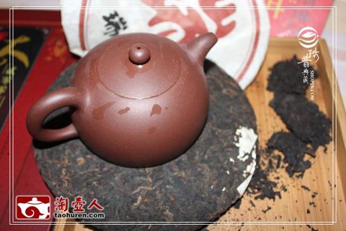 紫砂壶开壶