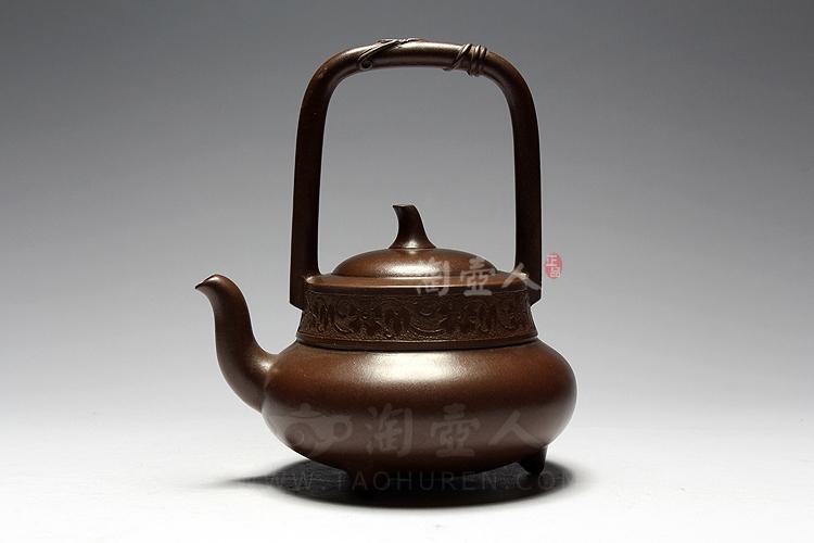 周桂珍紫砂壶鉴定方法图片