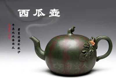国内外用动物造型做的茶壶