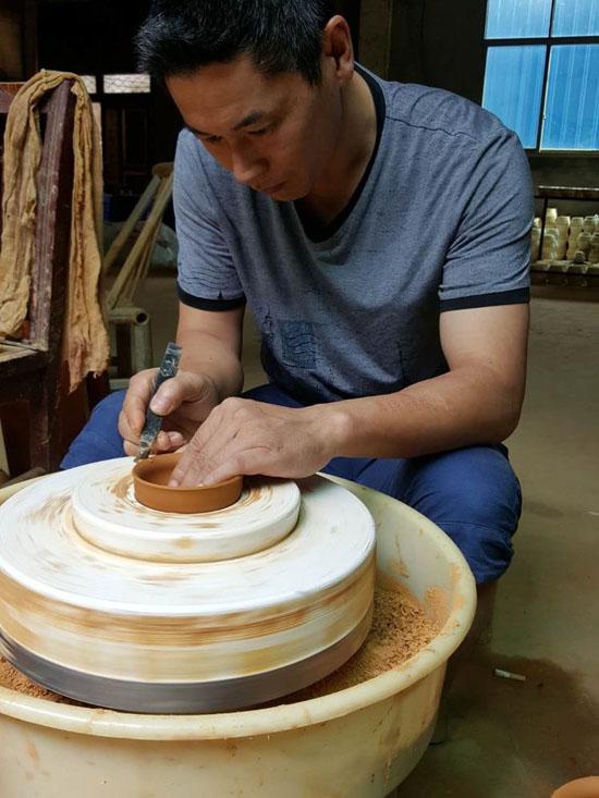 千年传承建窑盏·