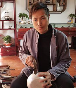 杨才武的银器人生