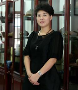 宜兴紫砂壶名家刘亚萍