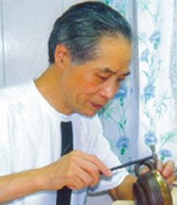 宜兴紫砂壶名家鲍仲梅