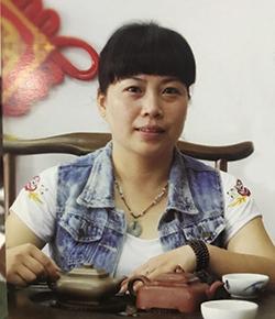 宜兴紫砂壶名家赵月萍