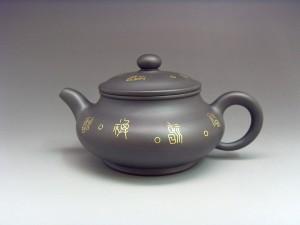 潘壶(镶金)