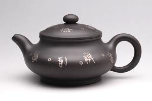 潘壶(镶银)