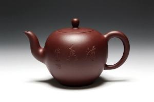 紫泥大圆珠(喻继高装饰)