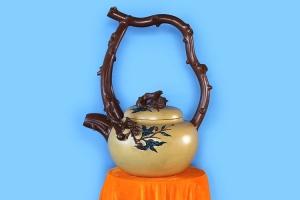 小东坡桃提(巨壶)