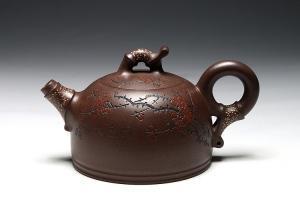 紫玉金砂(沈汉生刻)
