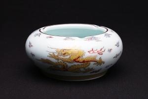 青瓷烟灰缸#2