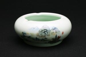 青瓷烟灰缸#1