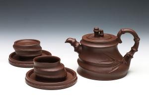 紫竹根茶具