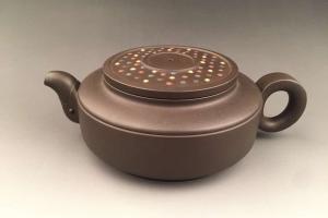 夔龙拱璧壶