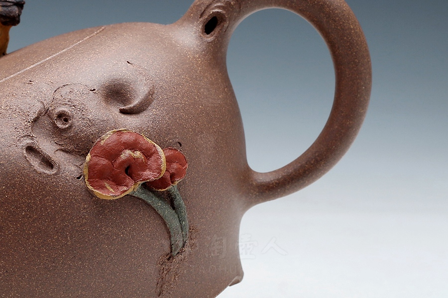 宜兴紫砂壶名家张宏紫砂壶-十二生肖·酉鸡壶
