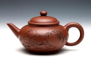 圆珠壶(韩敏装饰)