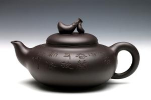 提神壶(寒越刻绘)
