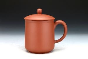 淘壶人紫砂盖杯(订制款)