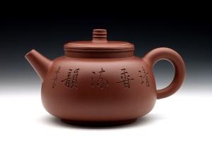 长寿壶(谭泉海装饰)