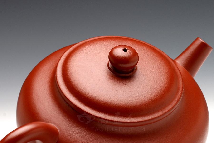 优发娱乐优发娱乐名家惠祥云优发娱乐-臻福(朱泥薄胎)壶