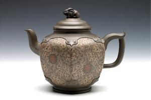 宜兴紫砂壶生肖系列壶