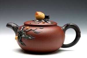 寿桃(薄胎)