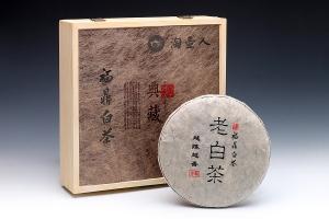 2007老白茶