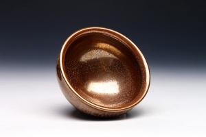 金丝玉毫(紫砂胎)