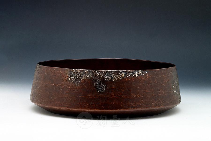 鎏银铜钵-3(鎏银)