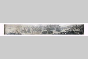 黄山胜境字画(孤品)