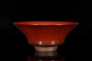 红鹧鸪斑建盏