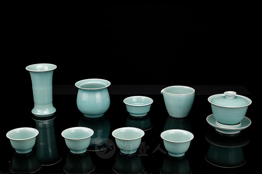 绣春·茶器组合
