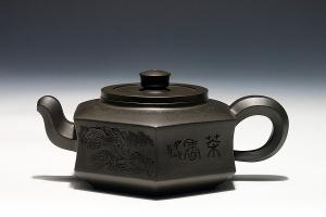 六方玉壁(毛国强铭)