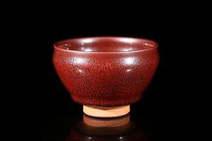 红鹧鸪束口盏