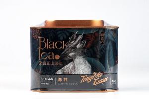 赤甘罐装·武夷红茶