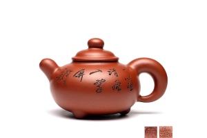 潤澤壺(木石刻繪)