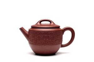 饕餮賦紫砂壺