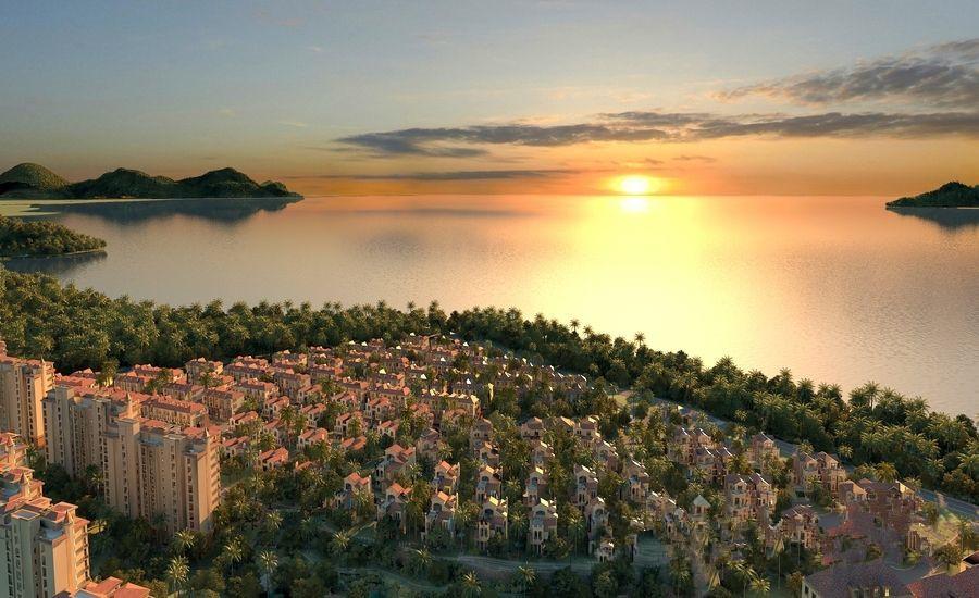 <b>优发娱乐</b>-龙玺太湖湾 微型小户型湖景别墅!