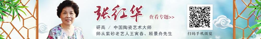 淘壶人首页张红华专题banner